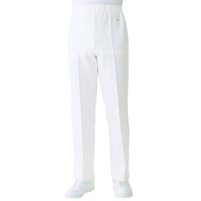 830 KAZEN 兼用スラックス(ニット) ナースウェア・白衣・介護ウェア