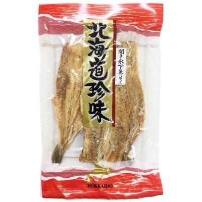 北海道珍味 開き氷下魚(コマイ)100g