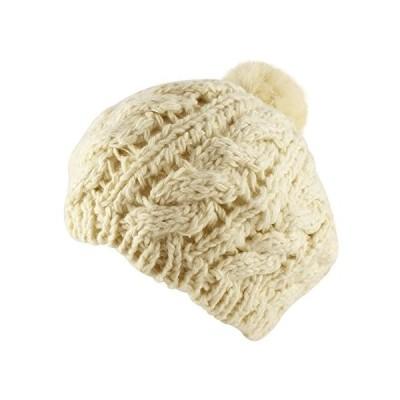 Morehats HAT レディース US サイズ One Size カラー ベージュ輸入品