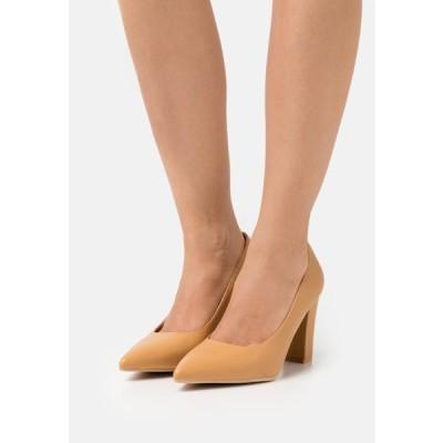 レディース 靴 シューズ ANAIYA - Classic heels - camel
