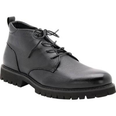 ブロンド Blondo メンズ ブーツ シューズ・靴 Max Waterproof Boot Black Leather