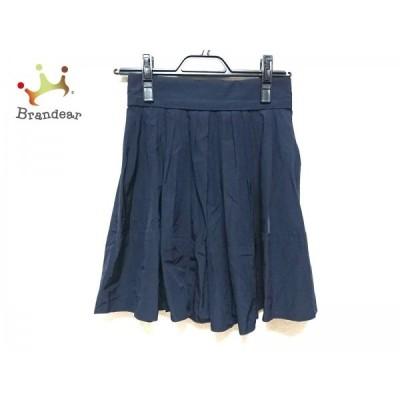 ジンジャーエール Gingerale ミニスカート サイズ1 S レディース ダークネイビー  スペシャル特価 20210313