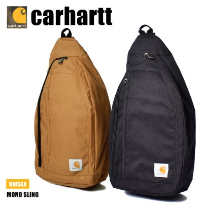 カーハート CARHARTT ボディバッグ モノ スリング MONO SLING 89261205 メンズ レディース 通学 通勤 かばん 旅行 おしゃれ ブランド ウエストバッグ コンパクト