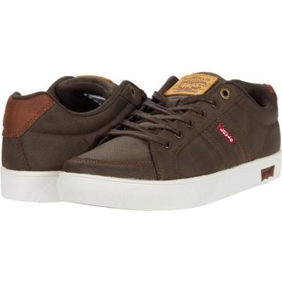 リーバイス Levi's Shoes メンズ スニーカー シューズ・靴 Kaleb Wax Brown/Tan