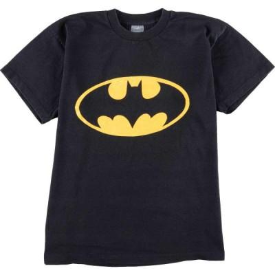 BATMAN バットマン キャラクタープリントTシャツ L /eaa013898
