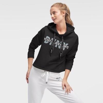 ダナ キャラン ニューヨーク レディース パーカー・スウェット アウター Vegas Golden Knights DKNY Sport Women's Nancy Pullover Hoodie