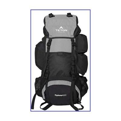 TETON Sports Explorer 4000 バックパック (Grey)
