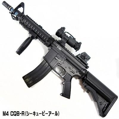 プレミア品 GN03 銃達 GUN'S 1/6 スペシャル・オペレーション・ウェポンズ M4 CQB-R
