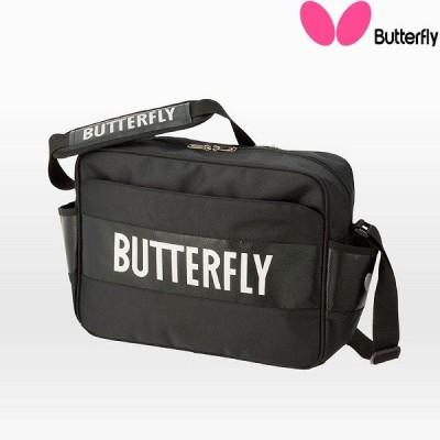 ◆◆● <バタフライ> Butterfly スタンフリー・ショルダー 62870 (280)シルバー 卓球 ショルダーバッグ 62870-280