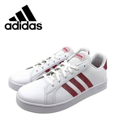 アディダス adidas グランドコート テニス 靴 レディース