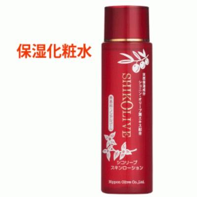 オリーブマノン 日本オリーブ 保湿化粧水 シコリーブ スキンローション 200ml オリーブオイル  シコン入り