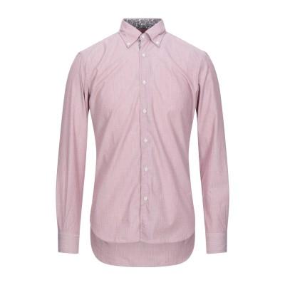 WEST COAST シャツ パステルピンク 39 コットン 100% シャツ