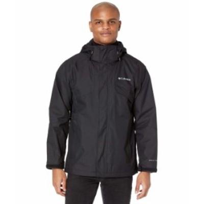 コロンビア メンズ コート アウター Bugaboo¢ II Fleece Interchange Jacket Black/Mountain