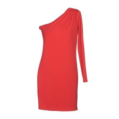 MARCIANO ミニワンピース&ドレス レッド 40 ポリエステル 96% / ポリウレタン 4% ミニワンピース&ドレス
