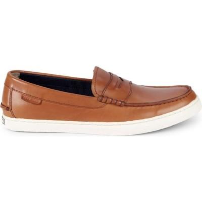 コールハーン Cole Haan メンズ ローファー シューズ・靴 Nantucket Leather Penny Loafers ブリティッシュタン