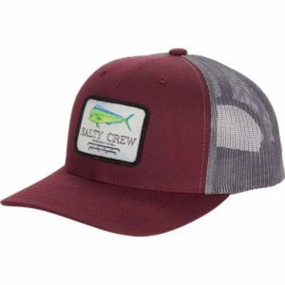 ソルティークルー Salty Crew レディース キャップ 帽子 Mahi Mount Retro Trucker Burgundy/Grey