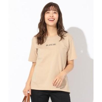 エニィファム Lサイズ(any FAM L)/【オーガニックコットン】オーガビッツロゴ Tシャツ