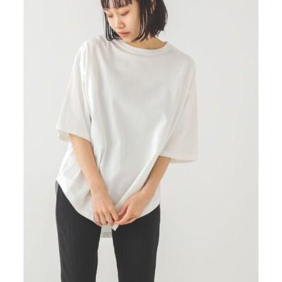 tシャツ Tシャツ 【WEB限定】BeAMS DOT / SHARE YOUR HEART オーバーサイズTシャツ