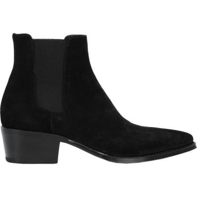 エルヴェ HERVE' メンズ ブーツ シューズ・靴 favel boots Black