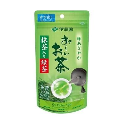 伊藤園 おーいお茶 抹茶入り緑茶 ( 100g )/ お〜いお茶