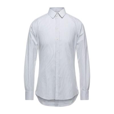 ドルチェ & ガッバーナ DOLCE & GABBANA シャツ ホワイト 40 コットン 100% シャツ