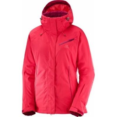 SALOMON(サロモン) L40377000 FANTASY JKT W  スキーウェア ジャケット レディース