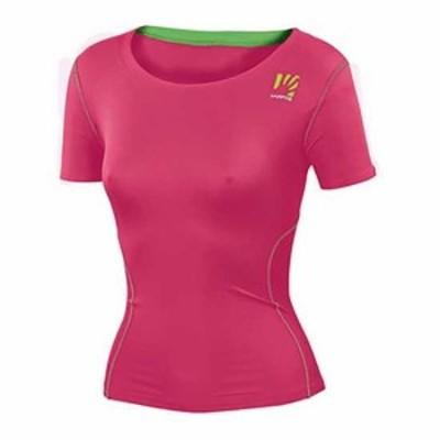 karpos カルポス アウトドア 女性用ウェア Tシャツ karpos fast-jersey