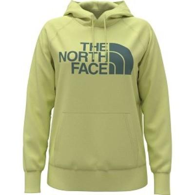 ノースフェイス レディース パーカー・スウェット アウター The North Face Women's Half Dome Pullover Hoodie Pale Lime Yellow