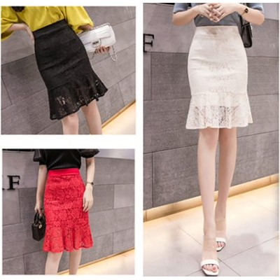 2020 新品 韓国ファッション  レディース スカート ミディアムスカート    可愛い上質  BQ20040103