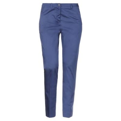 SEVENTY SERGIO TEGON パンツ ブルー 38 コットン 96% / ポリウレタン 4% パンツ