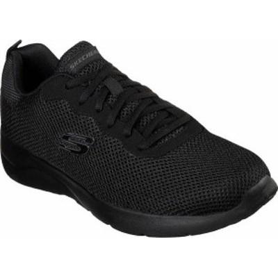 スケッチャーズ メンズ スニーカー シューズ Men's Skechers Dynamight 2.0 Rayhill Sneaker Black/Black