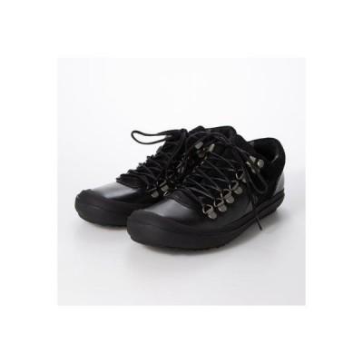 ヨーロッパコンフォートシューズ EU Comfort Shoes FLYLONDON スニーカー (ブラック)
