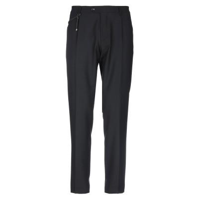 ベルウィッチ BERWICH パンツ ブラック 42 ポリエステル 53% / バージンウール 47% / ポリウレタン パンツ