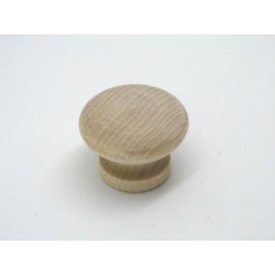 メール便可 山伸 木製ツマミ 生地 DC−29 DIY プチリフォーム 家具ツマミ