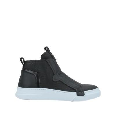 BRUNO BORDESE スニーカー  メンズファッション  メンズシューズ、紳士靴  スニーカー ブラック