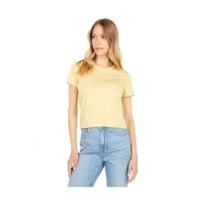 Vince ヴィンス レディース 女性用 ファッション Tシャツ Essential Crew - Pale Sun