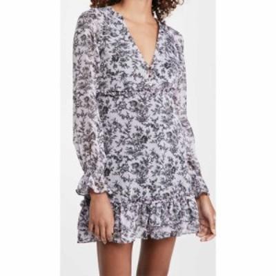 ライクリー LIKELY レディース ワンピース ワンピース・ドレス Amber Dress Violet/Black Multi