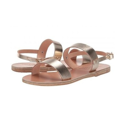 Ancient Greek Sandals レディース 女性用 シューズ 靴 サンダル Clio - Platinum