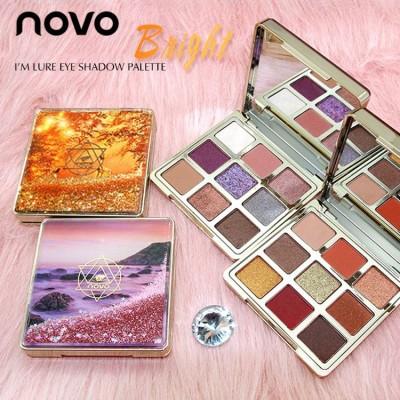 NOVO / カラー アイシャドウ パレット / ベストアイシャドウパレットシリーズ