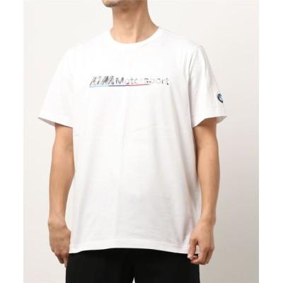 tシャツ Tシャツ PUMA プーマ BMW MMS ロゴ Tシャツ+