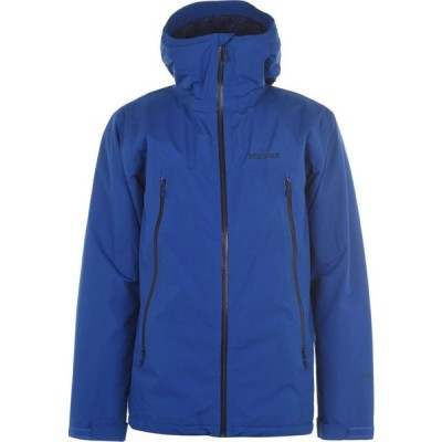 マーモット Marmot メンズ ジャケット アウター Solaris Jacket Blue