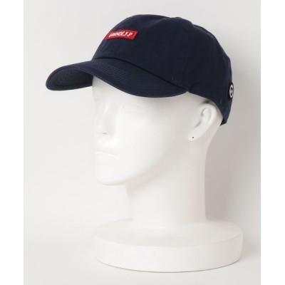 COLLARS / GRANDE.F.P ウォッシュドベースボールキャップ MEN 帽子 > キャップ