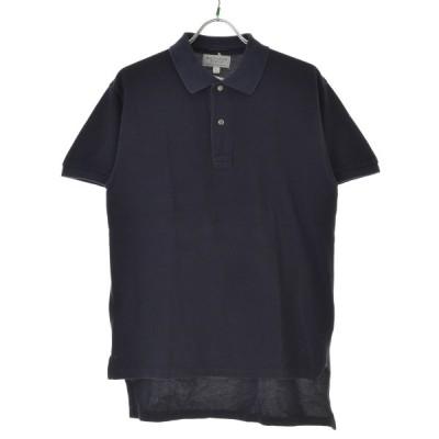 KENNETH FIELD / ケネスフィールド 鹿の子 半袖ポロシャツ
