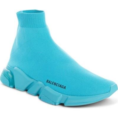バレンシアガ BALENCIAGA レディース スニーカー シューズ・靴 Speed LT Sneaker Light Blue