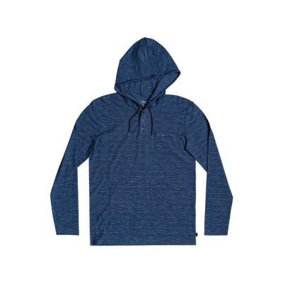 クイックシルバー パーカー・スウェットシャツ アウター メンズ Men's Kentin Hoody Shirt Bsg3-kenti