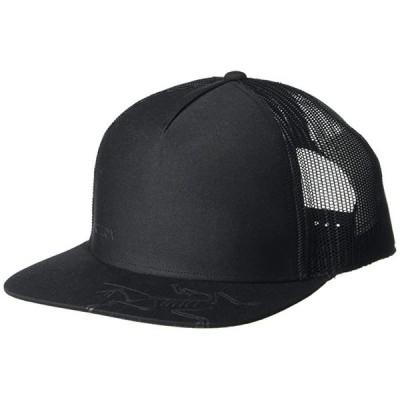 アークテリクス Bird Brim Flat Trucker メンズ 帽子 Black