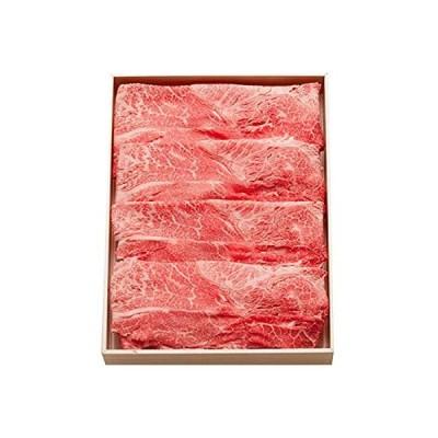 松阪牛 もも しゃぶしゃぶ用 400g 国産牛 三大和牛 牛肉 和牛