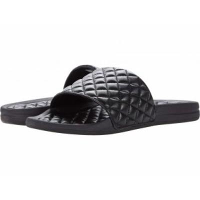 Athletic Propulsion Labs (APL) レディース 女性用 シューズ 靴 サンダル Lusso Slide Black【送料無料】