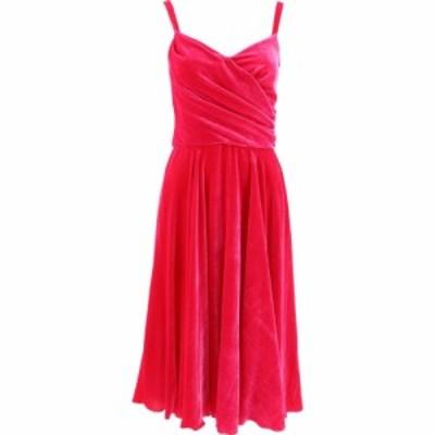 ドルチェandガッバーナ Dolce and Gabbana レディース ワンピース ワンピース・ドレス Long Dress With Straps Pink