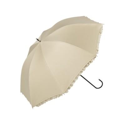 SETUP7 / 【because】PUヒートカット フリル BE-90188 WOMEN ファッション雑貨 > 長傘